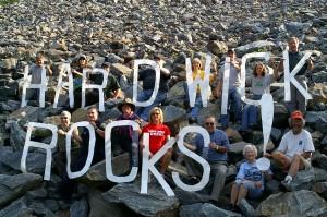 Hardwick Rocks